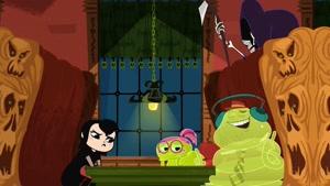 انیمیشن سریالی هتل ترانسیلوانیا دوبله فارسی قسمت هشت