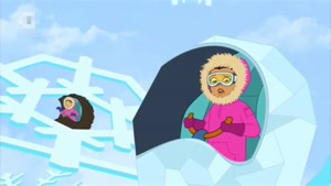 انیمیشن سفرهای علمی جدید دوبله فارسی قسمت  ده