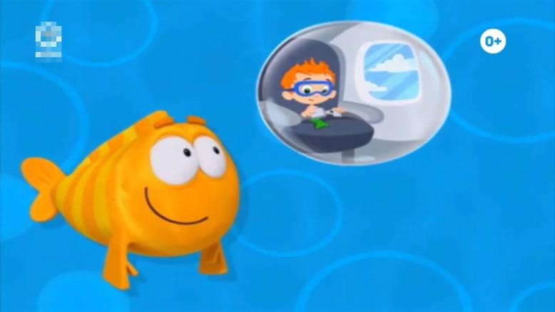 انیمیشن ماهی های بادکنکی دوبله فارسی قسمت دوازده