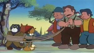 انیمیشن پینوکیو دوبله فارسی قسمت سی و هشت