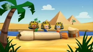 انیمیشن ماهی های بادکنکی دوبله فارسی قسمت 37