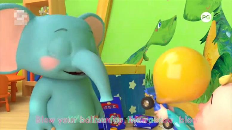 انیمیشن آموزش زبان انگلیسی CoCoMelon قسمت ده