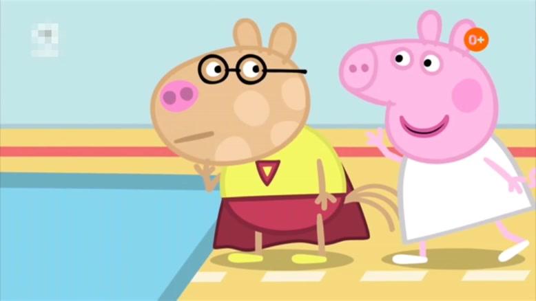 انیمیشن آموزش زبان انگلیسی Peppa Pig قسمت بیست