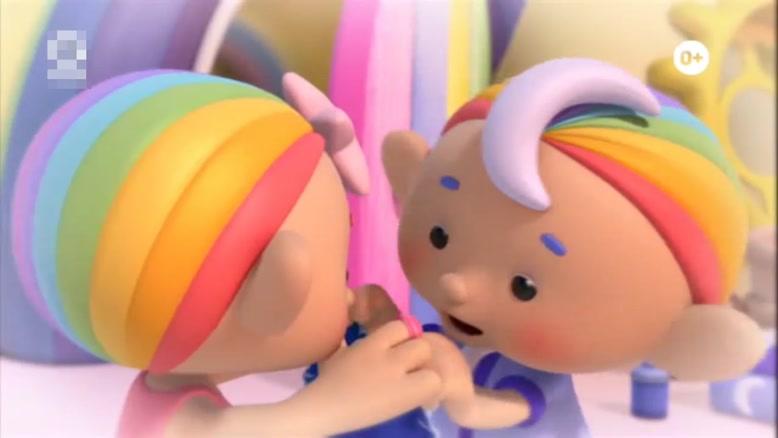 انیمیشن آموزش زبان انگلیسی Cloud Babies قسمت یازده