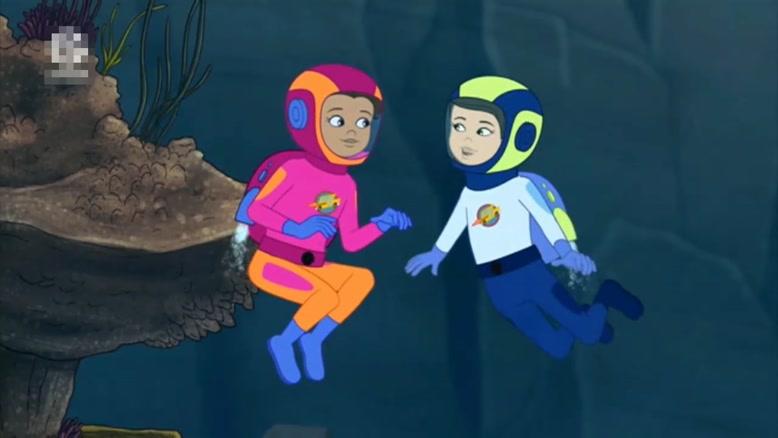 انیمیشن سفرهای علمی جدید دوبله فارسی قسمت  سیزده