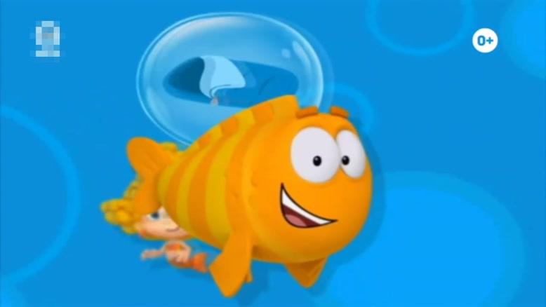 انیمیشن ماهی های بادکنکی دوبله فارسی قسمت یازده