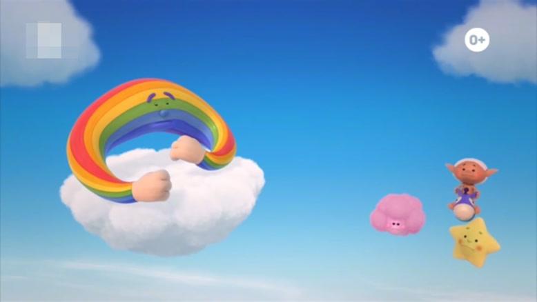 انیمیشن آموزش زبان انگلیسی Cloud Babies قسمت هیجده