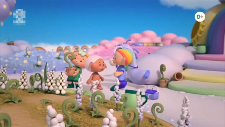 انیمیشن آموزش زبان انگلیسی Cloud Babies قسمت شانزده
