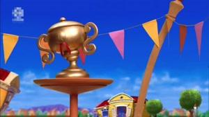 انیمیشن آموزش زبان انگلیسی Lazy town قسمت چهارده