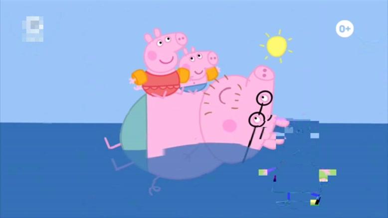 انیمیشن آموزش زبان انگلیسی Peppa Pig قسمت سیزده