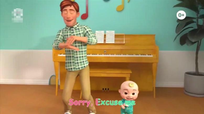 انیمیشن آموزش زبان انگلیسی CoCoMelon قسمت شانزده