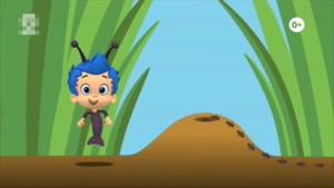 انیمیشن ماهی های بادکنکی دوبله فارسی قسمت 39