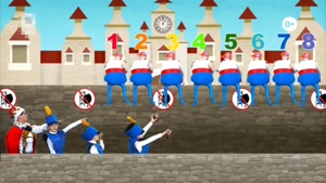 انیمیشن آموزش زبان انگلیسی RaChel & the TreeSchoolders قسمت پانزده