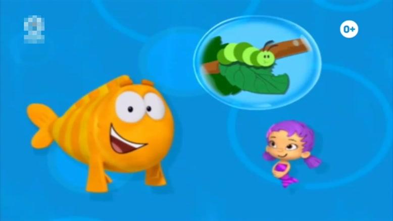 انیمیشن ماهی های بادکنکی دوبله فارسی قسمت چهارده