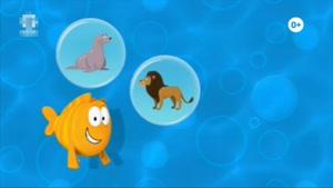 انیمیشن ماهی های بادکنکی دوبله فارسی قسمت 32