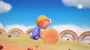 انیمیشن آموزش زبان انگلیسی Cloud Babies قسمت دوازده