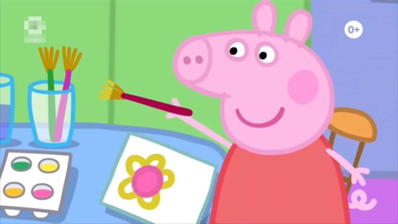 انیمیشن آموزش زبان انگلیسی Peppa Pig قسمت نه