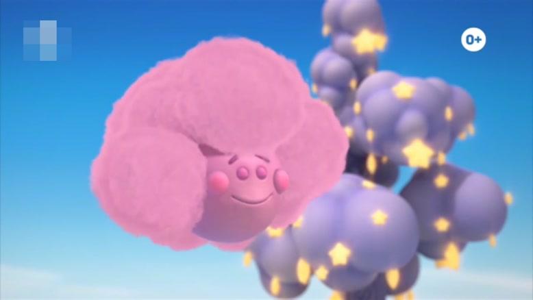 انیمیشن آموزش زبان انگلیسی Cloud Babies قسمت نوزده