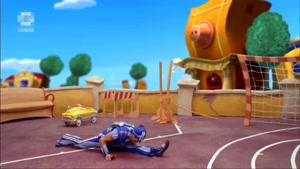 انیمیشن آموزش زبان انگلیسی Lazy town قسمت شانزده