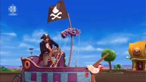 انیمیشن آموزش زبان انگلیسی Lazy town قسمت دوازده