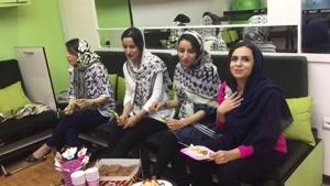نظرات مراجعه کنندگان به مرکز رویان مهر