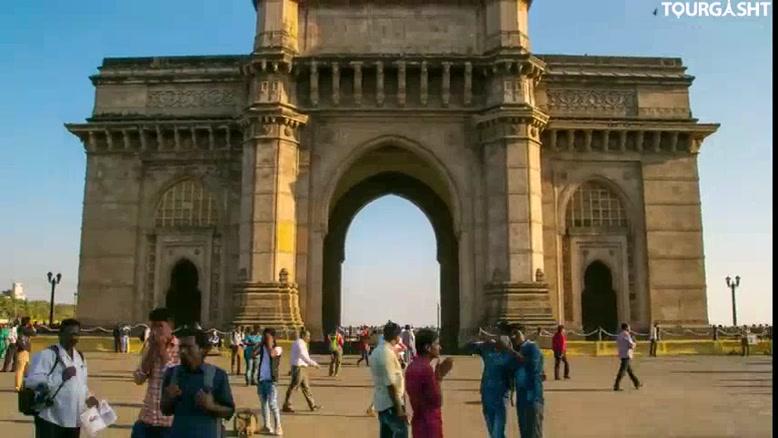 بمبئی، بزرگ ترین و زیباترین شهر گردشگری هند