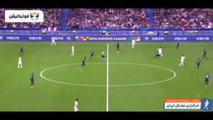 عملکرد کانته در تیم ملی فرانسه  و باشگاه چلسی