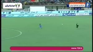 خلاصه بازی سپیدرود ۰-۵ استقلال در لیگ برتر !