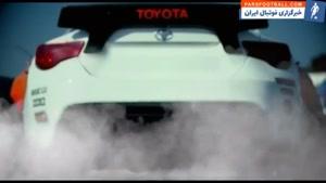 تیزر جذاب مرحله چهارم مسابقات قهرمانی کشور در رشته اتومبیلرانی دریفت