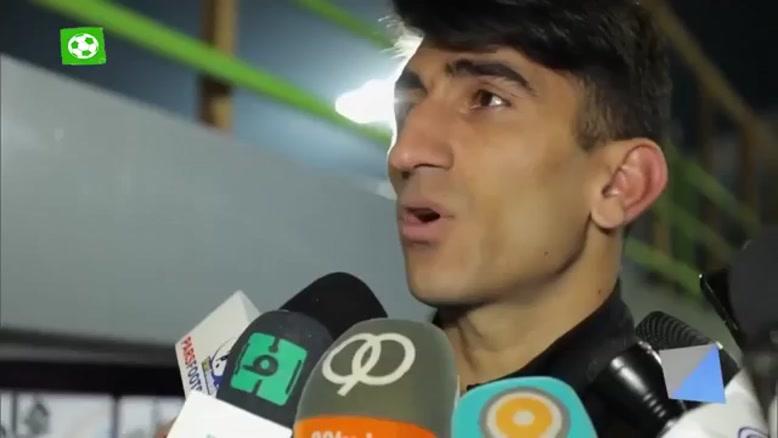 مصاحبه تند بازیکنان علیه یکدیگر در لیگ برتر