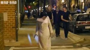 دوربین مخفی روح ترسناک در شهر