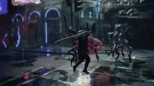 تریلر بازی جدید Devil May Cry ۵  (GTA ۲۰۱۸