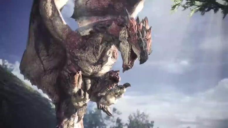 تریلر رونمایی بسته Monster Hunter World - Iceborne
