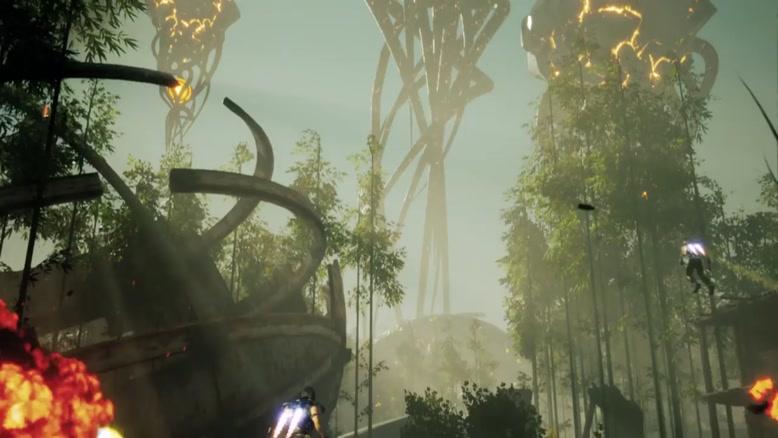 تریلر جدید بازی Stormdivers با محوریت بتای آن