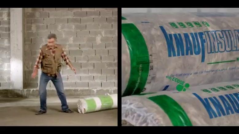 عایق  کردن دیوارها با کناف