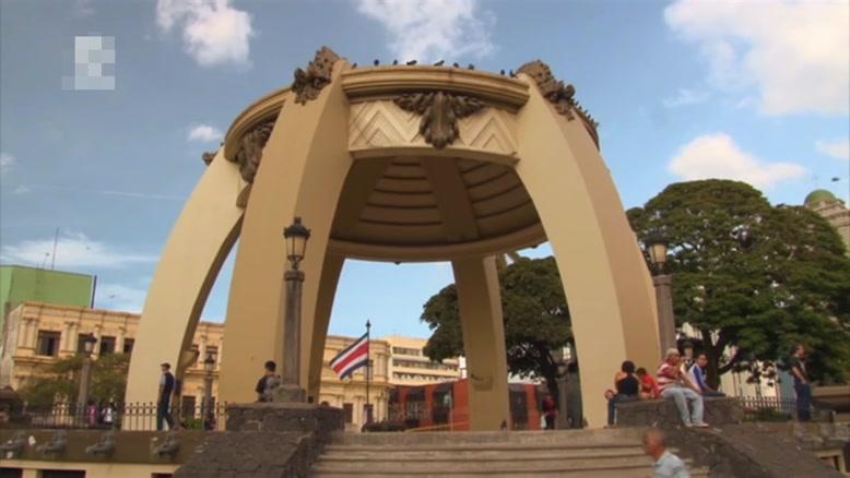 جاذبه های گردشگری کاستاریکا قسمت 1