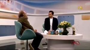 درگیری لفظی آرش ظلی پور و مسعود فراستی در برنامه زنده