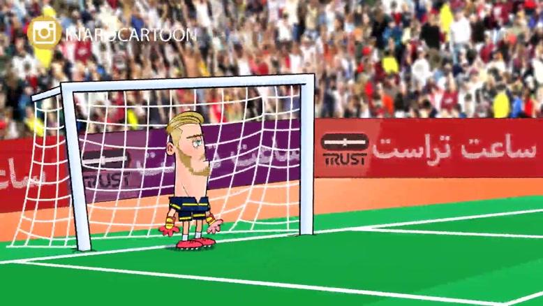 انیمیشن اینارو - حکم تخلیه