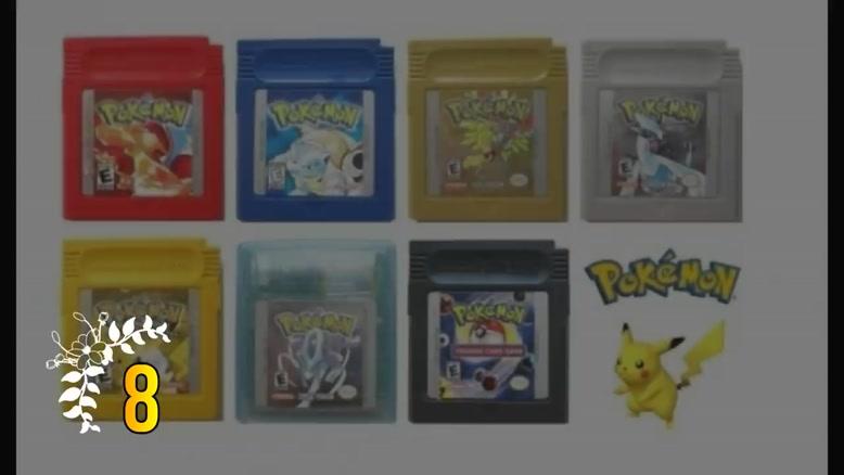 پرفروش ترین بازیهای ویدیویی