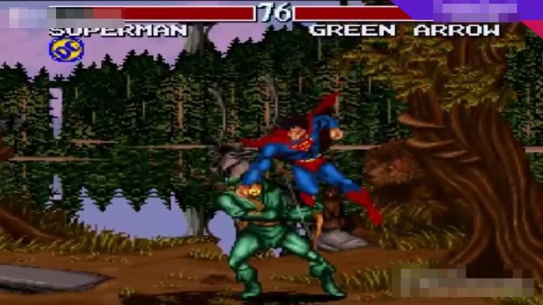 سیر تکاملی بازی Superman از سال 1979 - 2018
