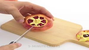 ایده های خلاقانه آشپزی