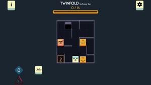 تریلر بازی موبایل Twinfold