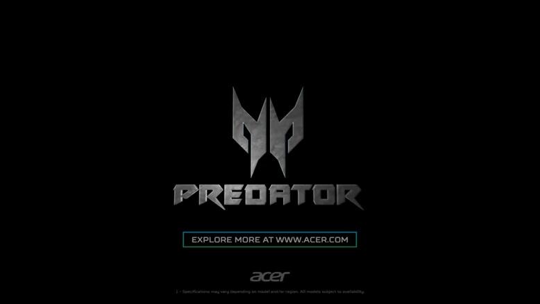 رونمایی از لپ تاپ Acer Predator Triton 500