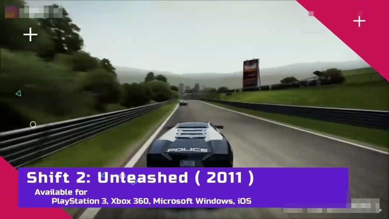 سیر تکاملی بازی  Need For Speed  از سال  ۱۹۹۴ - ۲۰۱۸
