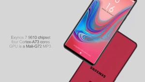 معرفی گوشی جدید سامسونگ Samsung Galaxy A50 (2019)