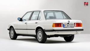 سیر تکاملی خودرو بی ام  و سری ۳  از سال ۱۹۷۵-۲۰۱۹