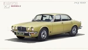 سیر تکاملی خودرو جگوار JAGUAR XJ  از سال ۱۹۶۸-۲۰۱۸