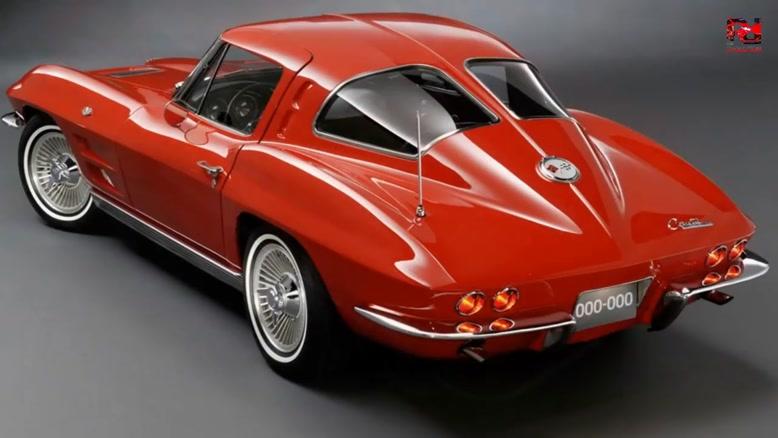 سیر تکاملی خودرو شورلت کوروت از سال ۱۹۵۳-۲۰۱۹