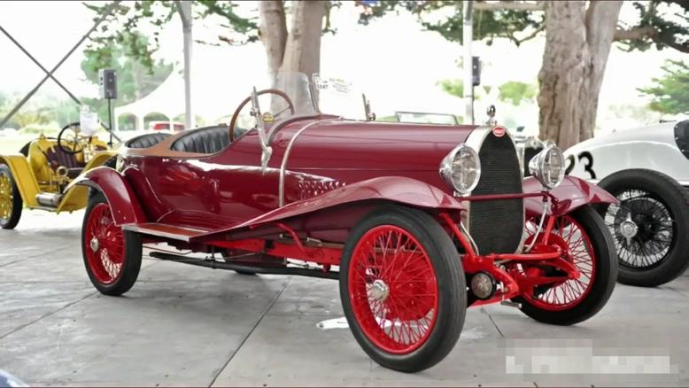 سیر تکاملی خودرو بوگاتی از سال ۱۹۰۱ - ۲۰۱۸