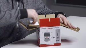 آموزش شارژ موبایل با آتش